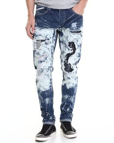 Find Heritage Distressed Denim Jeans Men s Jeans  amp  Pants from Heritage  America  amp  more 63a0a8bdf3