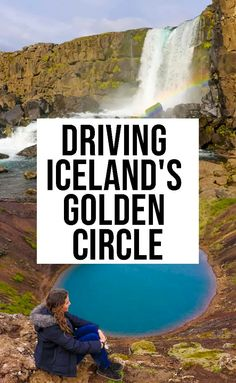 The Ultimate Guide to Self Drive Iceland's Golden Circle (Map with Stops) Iceland Travel Tips, Iceland Road Trip, Road Trip Europe, Europe Travel Guide, Travel Guides, Travel Destinations, Europe Packing, Traveling Europe, Backpacking Europe