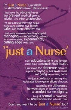 I do not like when people who have not finished nursing school say that it isn't so hard to become and nurse and working as a nurse you don't do much, that you just take orders and don't have to think critically. Mantra, Nursing Profession, Nurse Love, Rn Nurse, Crazy Nurse, Happy Nurses Week, Nurse Quotes, Nurse Poems, Leader Quotes