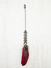 Arrow Feather Hair Clip  $38.00 $28.00