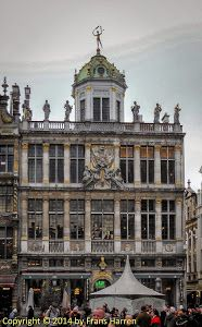 Den Coninck van Spaignien, Brussel ~ Frans Harren Photography