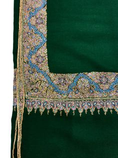 Pure Pashmina Shawl Wrap, Hand Embroidery, Pure Cashmere Shawl, Cashmere  Wrap, 62413bf48a9