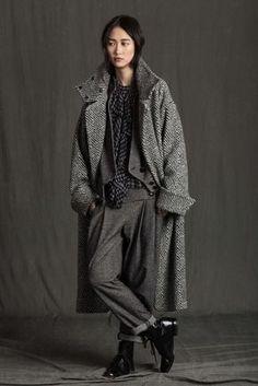 Tracy Reese, otoño-invierno 2016-17, New York Fashion Week