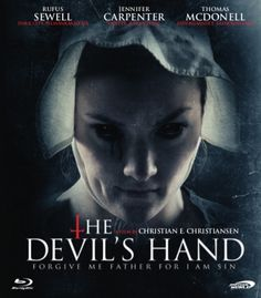 The Devil's Hand (Blu-ray) 9,95€