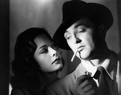 Horrible Imaginings Podcast 138: TCM's Film Noir Class Part 1