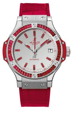 Hublot #diamondwatch #luxury #hublot