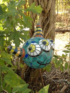 Moonbug Mosaics Tobi Ellis