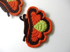Crochet Coasters Inspiration ❥ 4U // hf