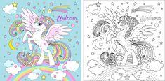Dibujos infantiles, unicornio Pixar, Phineas Y Ferb, Disney, Tik Tok, Art, Free Coloring Pages, Name Writing, Unicorn, Creativity
