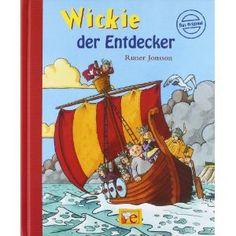 Wickie, der Entdecker: Große Vorlesebücher
