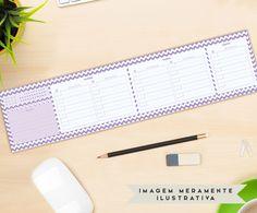 Deskpad Maxine - 42X9,9cm | Westwing - Casa & Decoração
