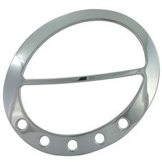 2001 Volkswagen Beetle   Tail Light Bezel Cover, Chrome, 2 Piece  Dimensions:14.50x5.75x18.00  Discount Price:$49.99