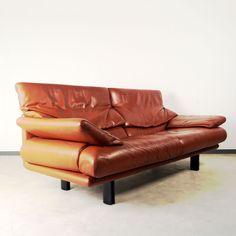 Alanda three-seater sofa by Paolo Piva for B&B Italia. Sold to Berlin. #19west #vintage #design #italiandesign #bandbitalia #paolopiva #seventies