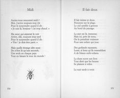 Maurice Careme, J Arrive, Les Fables, Images, Bullet Journal, Learn French, Poems Beautiful