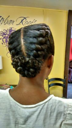Styled by Miss T @ Urban Roots