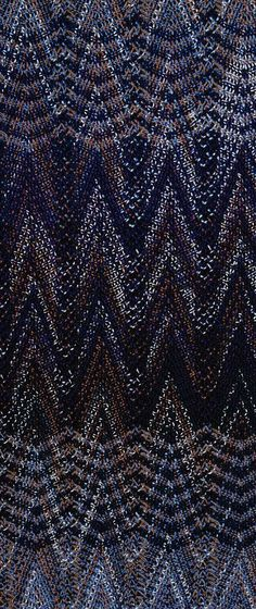 Missoni making magic 127 knitwear fragment pattern mens summer 2015 missoni dt1010fo
