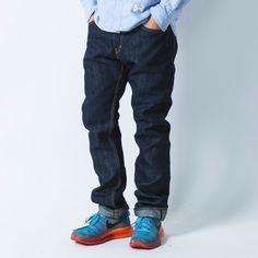 [ゴーヘンプ]BASIC 5POCKET PANTS | GO OUT Online |アウトドアファッションの総合通販サイト