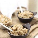 Pumpkin Spice Latte Overnight Oats - The Healthy Maven