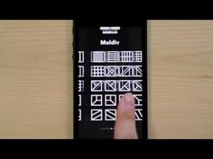 Moldiv - Collage Photo Editor (iPhone & iPad) by JellyBus