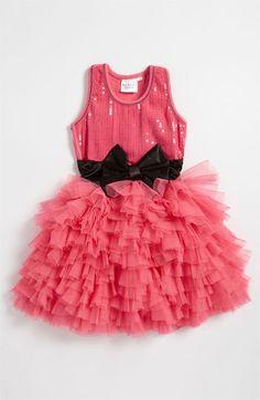 Ooh! La, La! Couture 'Wow' Sequin Tutu Dress (Little Girls) | Nordstrom