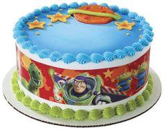 Disney - Pixar Toy Story 3 Friends Designer Sheet EDIBLE Image Cake Cupcake Topper LICENSED