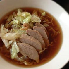 麺は市販の物で(^^;; - 11件のもぐもぐ - 醤油ラーメン by kuchi