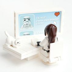 Stormtrooper dating site - the next big thing!