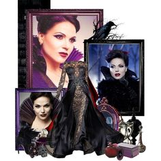Once Upon A Time : The Evil Queen