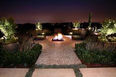 AMS Landscape Design Studios - mediterranean - patio - los angeles - AMS Landscape Design Studios, Inc.