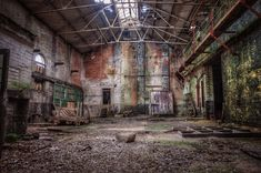 The Grimsby ice factory