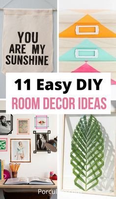 Easy Diy Room Decor, Diy Home Decor, Sewing Room Decor, Hanging Flower Wall, Wooden Storage Boxes, Decorate Your Room, Wooden Diy, Diy Ideas, Decor Ideas