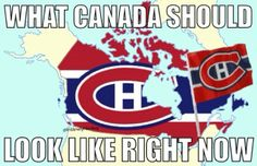 Canada now & always Hockey Memes, Hockey Goalie, Montreal Canadiens, Hockey Posters, Toronto Blue Jays, Chicago Cubs Logo, Calgary, Nhl, Jokes