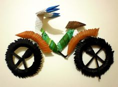 Destiny's Child: 3D Origami cycle