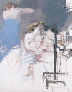Alex Colville, Andrew Wyeth, Arno Rink, Akira, Kunst Online, Bo Bartlett, Adult Fun, Classic Paintings, Lovers Art