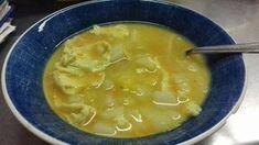 Sopa de tortilla, receta paisa