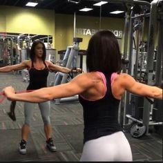 Katy Hearn- My number one favorite fitness girl sooo inspirational!!