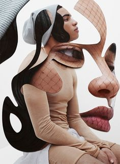 A gallery of fashion images from Damien Blottiere Damien Blottiere is a French visual Artist and fashion Illustrator (collage) based in Paris. Mode Collage, Art Du Collage, Mixed Media Collage, Dream Collage, Arte Fashion, Fashion Collage, Fashion Tape, Style Fashion, Fashion Beauty