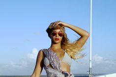 While Beyoncé enjoyed Jamaica, we sat frozen in the cold, dark polar vortex.