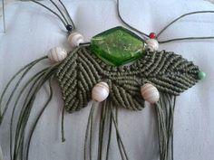 Alemanidifata: Collana verde
