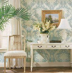 Thibaut - Wallpaper and Fabric Love, love, love!!!