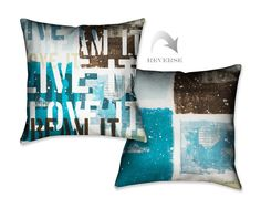 Live the Dream I Decorative Pillow – Laural Home