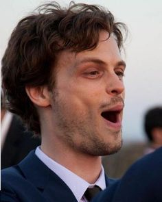 My face when I see that I have 7K followers  • THANK YOU SO MUCH  - [#matthewgraygubler #spencerreid #criminalminds]