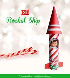 Take your elf to the next shelf.