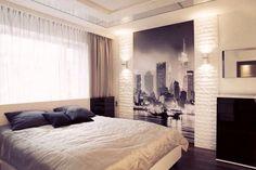 Фотообои для спальни. #фрески #обои #картины #ремонт #декор #дизайн #фотообои #кухня #детская #гостиная #спальня #муроарте #интерьер #стараястена