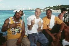 X to the Z, Slim Shady and Doc Dre. Need I say more?