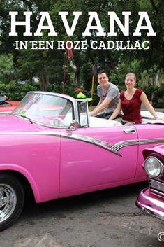 Rondrit door Havana Cuba in een oude cadillac. Havana Cuba, Cadillac, Travel Inspiration, Dutch, Lost, Dutch Language