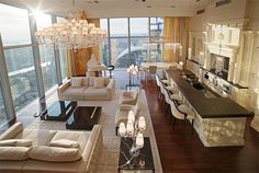 """Apartment for sales at Penthouse at the """"Moscow-City"""" Moscow, Moscow City Russia"""
