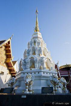 Wat Klang Wiang . Thailand #Yellowmenace  #TookYaangThai