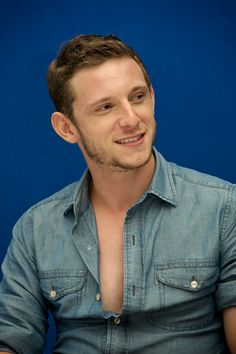 How cute more can Jamie Bell get!