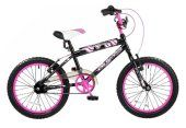 BOSS Spice Girls Bmx Bike – Black / Pink, 18-inch